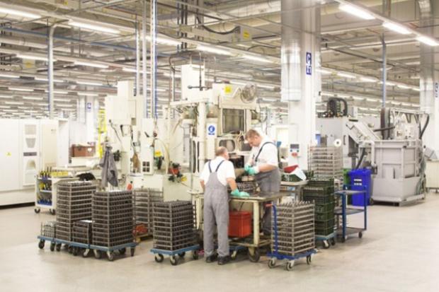 Bosch pod Wrocławiem coraz większy