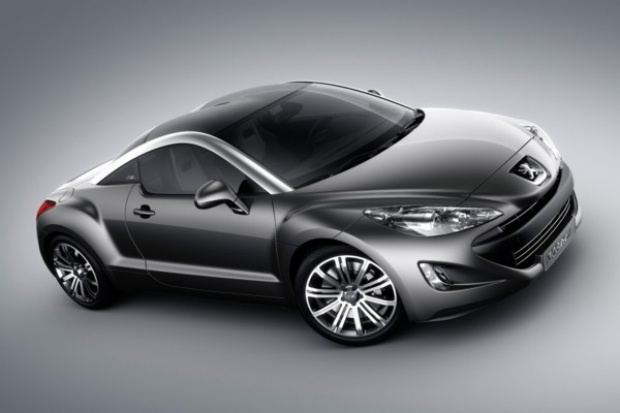 Magna Steyr montuje coupe dla Peugeota