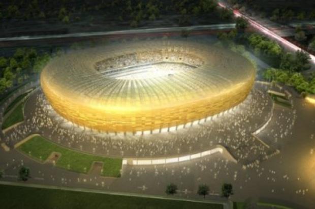 Rusza montaż konstrukcji gdańskiego stadionu
