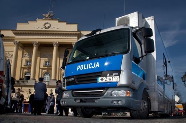 DAF: mobilne centra dowodzenia dla policji.