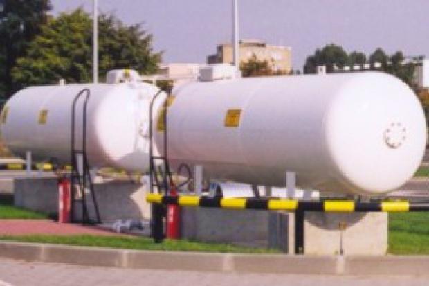 W Polsce działa niemal 75 tys. zbiorników na gaz LPG