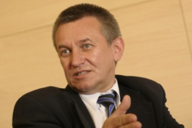 Krzysztof Burzan, Bucyrus Polska: planujemy ekspansję na polskim rynku