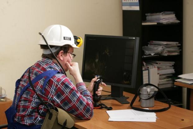 Górnictwo nowoczesnymi technologiami stoi