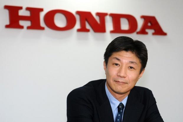 Nowy szef Honda Poland