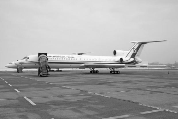 W katastrofie prezydenckiego samolotu zginęła siedmioosobowa załoga