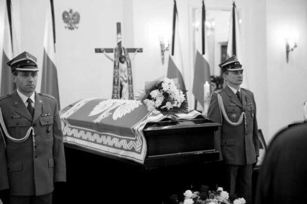 Śląsko-Dąbrowska Solidarność oddała hołd Prezydentowi