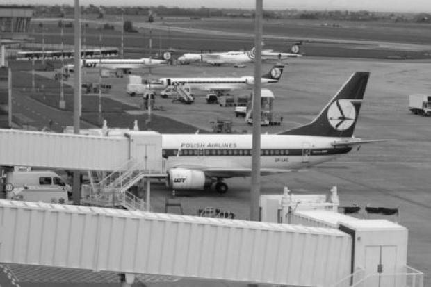 Ruch lotniczy w wielu krajach Europy sparaliżowany