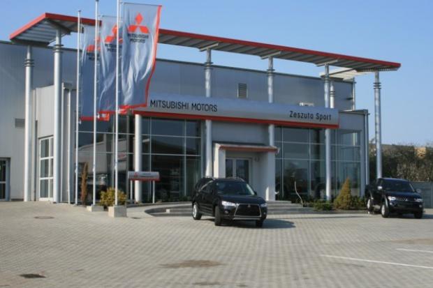 Mitsubishi zawitało do Radomia