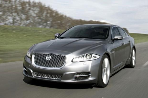 Jaguar XJ wjeżdża do Polski