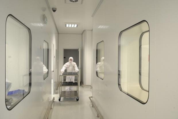 KGHM Ecoren otworzył fabrykę renu metalicznego