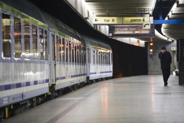 Oferty na przebudowę dworca centralnego za drogie dla PKP