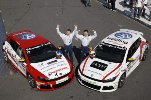 Polak zwycięzcą pierwszego wyścigu w pucharze Scirocco R