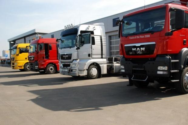 Kurs euro a koniunktura na rynku ciężarówek