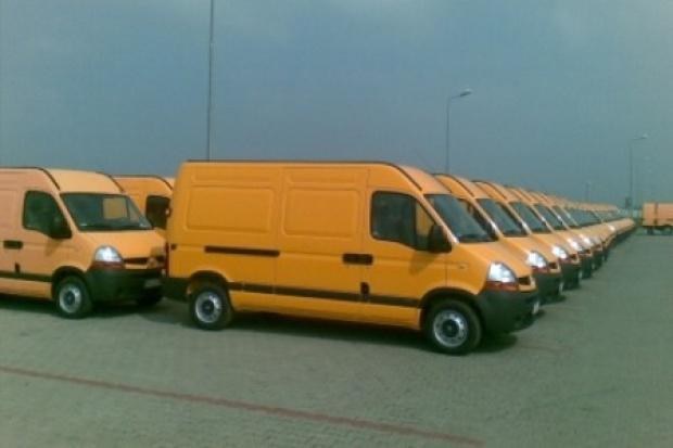 Renault dla poznańskiej poczty