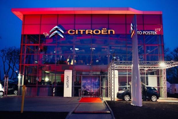 Architektura Créative Technologie Citroena jest już w Polsce