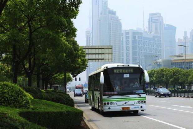 1500 autobusów z Volvo dla World Expo