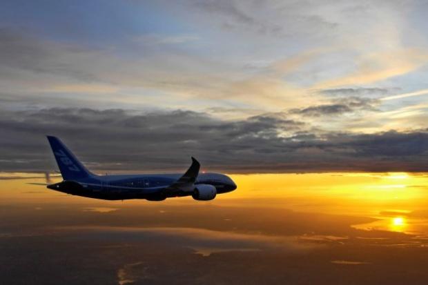 Dreamliner Boeinga testowany w ekstremalnych warunkach pogodowych