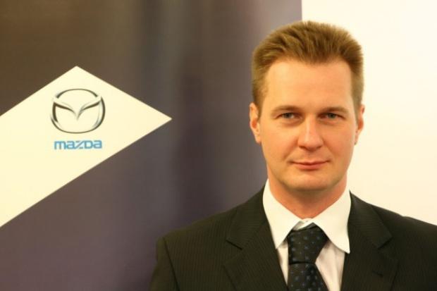 Mazda w Polsce ma nowego szefa sprzedaży
