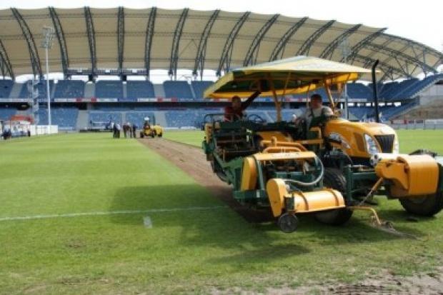 W całej Polsce rosną stadiony