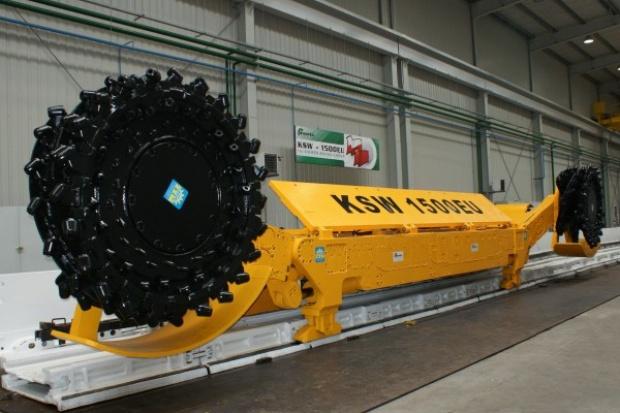 Kopex dostarczy kombajn dużych mocy do chińskich kopalń węgla
