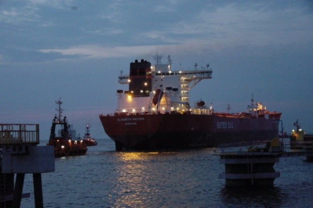 Naftoport nie zwalnia tempa przeładunków rosyjskiej ropy