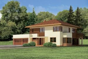 Energooszczędne osiedle wyrasta pod Warszawą