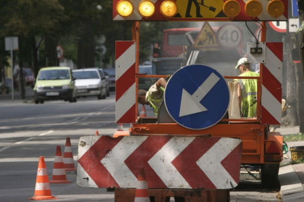 GDDKiA: w 2010 r. 1,5 mld zł na remonty ok. 500 km dróg krajowych