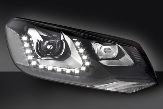 Hella i Volkswagen: premiera oświetlenia Dynamic Light Assist
