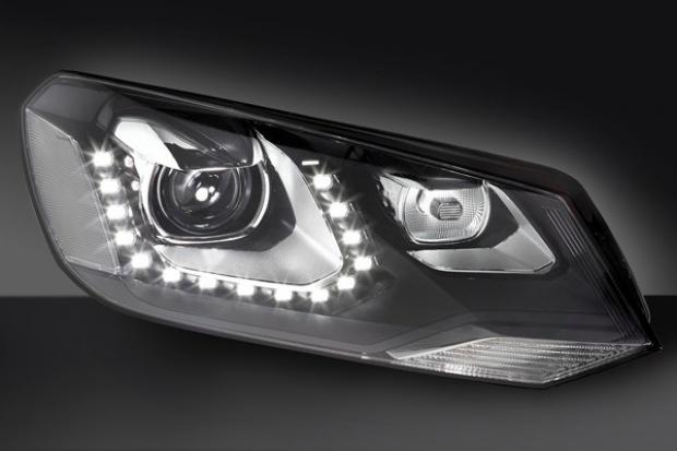 Hella i Volkswagen: premiera oświetlenia Dynamic Light Assist