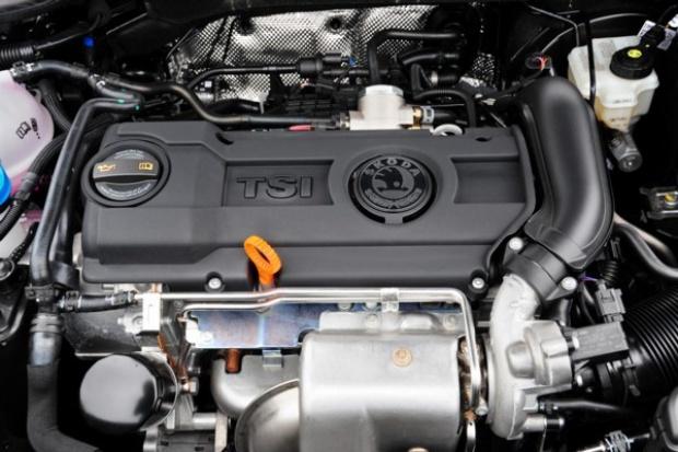 Zmiany w silnikach dla Skody