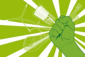 Dzieci zielonej rewolucji gospodarczej