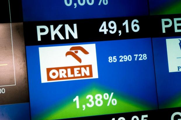 Orlen miał 464 mln zł zysku operacyjnego