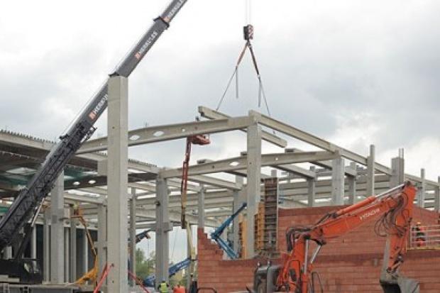 Kolejny etap budowy nowej fabryki Famuru
