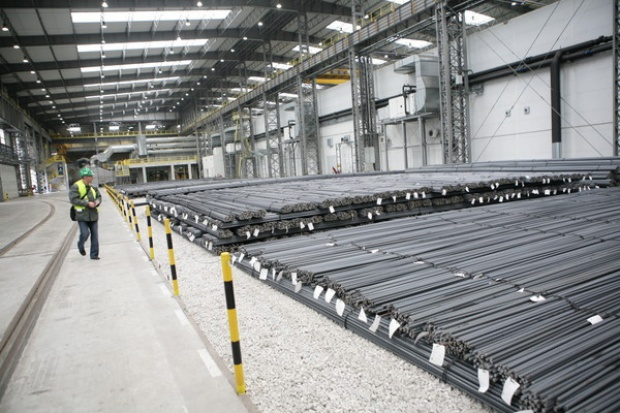ArcelorMittal podwyższa ceny na wyroby płaskie