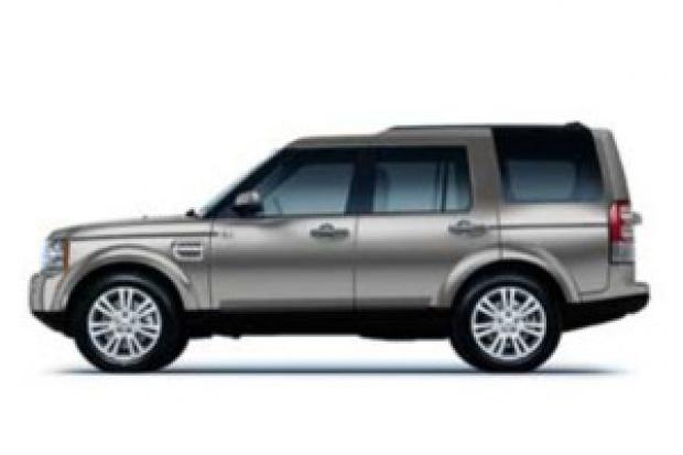 Land Rover Discovery 4 doceniony za napęd