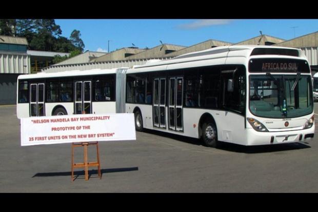 Volvo dostawcą autobusów na Mundial