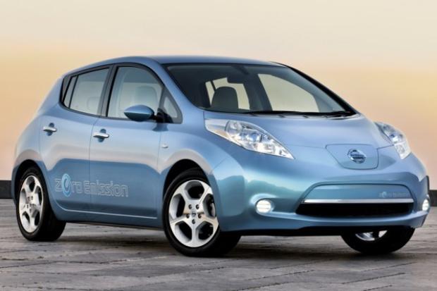 Nissan musi się sprężyć z modelem Leaf