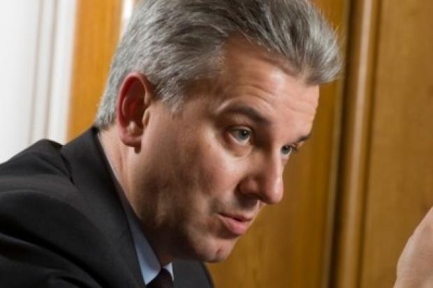 Cezary Grabarczyk, minister infrastruktury: spójność i ożywienie
