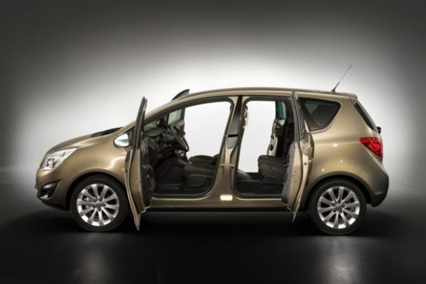 Opel Meriva zbiera pierwsze laury