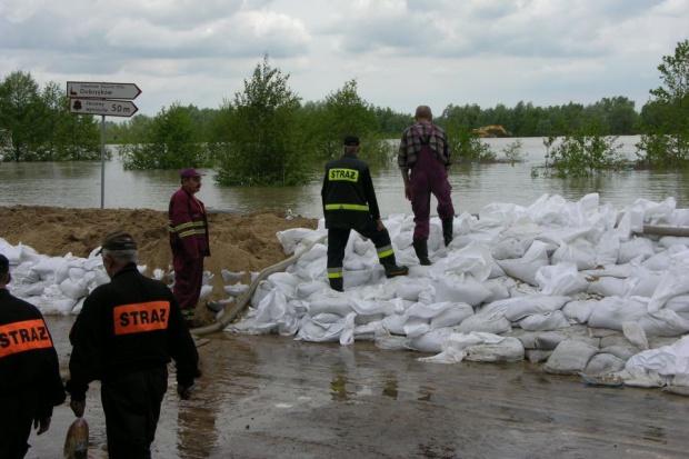 Energa-Operator walczy ze skutkami powodzi