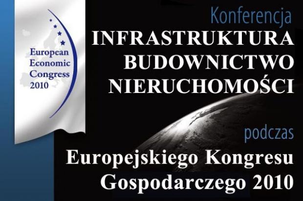 Uczestnicy Europejskiego Kongresu Gospodarczego o infrastrukturze transportowej i budownictwie