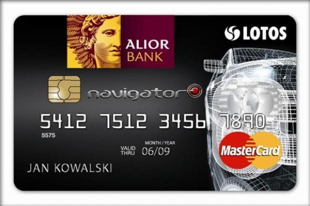 Lotos i Alior Bank wprowadzą wspólną kartę debetową