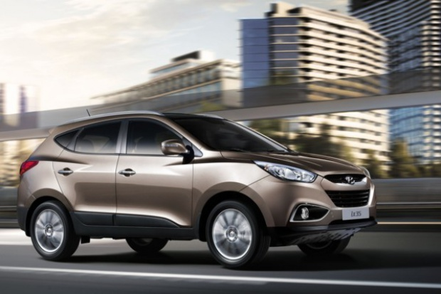 Hyundai dumny z debiutu ix35