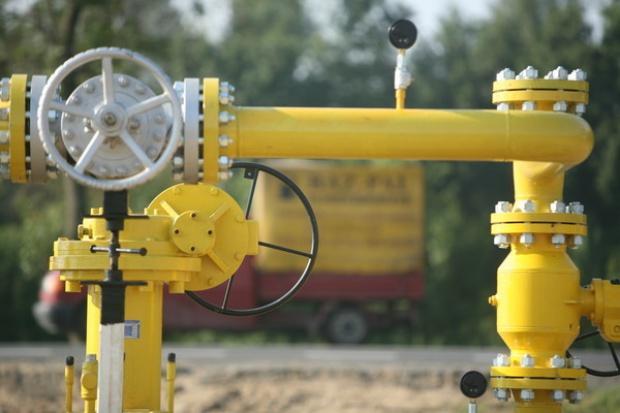 Gazociąg Jeleniów - Dziwiszów dofinansowany ze środków Unii Europejskiej