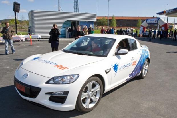 Mazda na wodór pojedzie w Le Mans