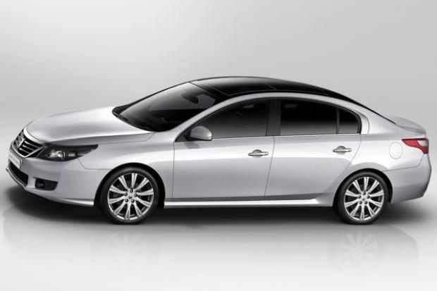 Latitude: zupełnie nowe Renault