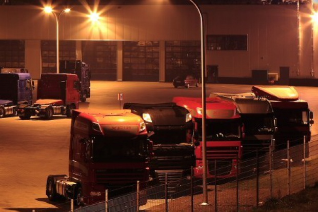 Sprzedaż ciężarówek: coś drgnęło