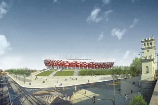 Zakończenie budowy Stadionu Narodowego 30 czerwca 2011