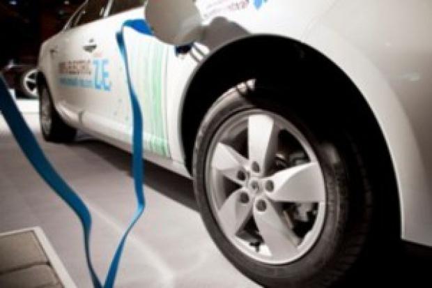 Goodyear dla pojazdów elektrycznych