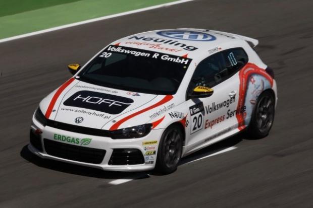 Motorsport: rewelacyjny Steinhof w Pucharze Scirocco